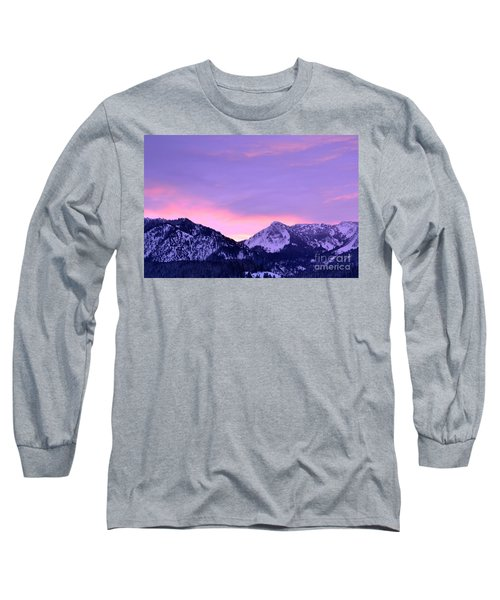 Colorful Sunrise No. 1 Long Sleeve T-Shirt