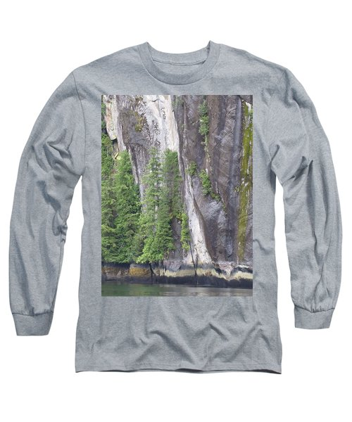 Colors Of Alaska - More From Misty Fjords Long Sleeve T-Shirt