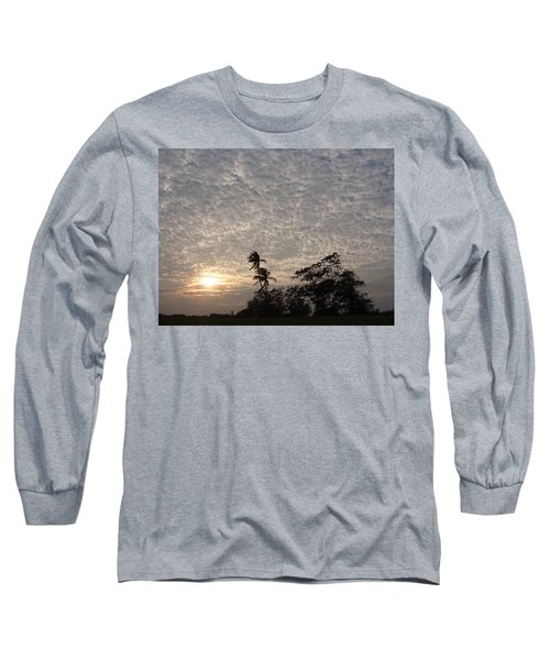 Long Sleeve T-Shirt featuring the photograph Colors Of Nature by Bliss Of Art