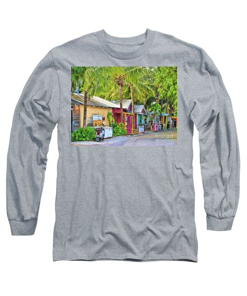 Lazy Way Lane Long Sleeve T-Shirt
