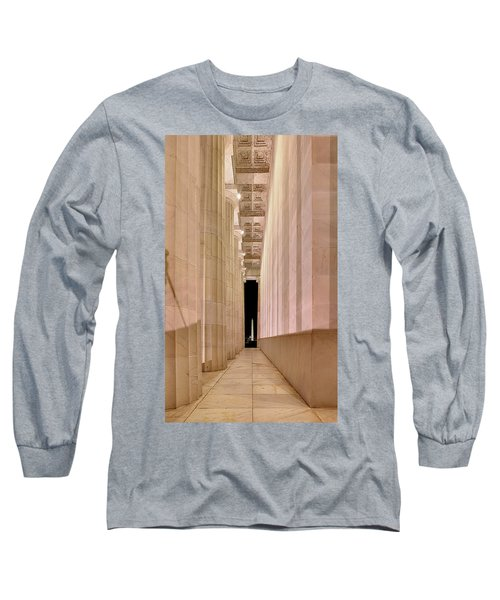 Columns And Monuments Long Sleeve T-Shirt