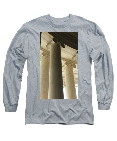 Columns Stand Guard Long Sleeve T-Shirt