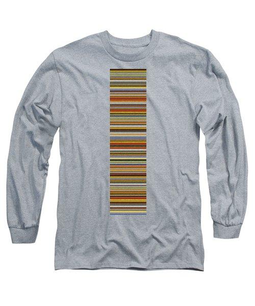 Comfortable Stripes Vll Long Sleeve T-Shirt