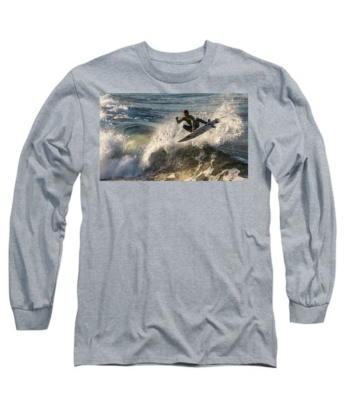 Coming Up For Air Long Sleeve T-Shirt