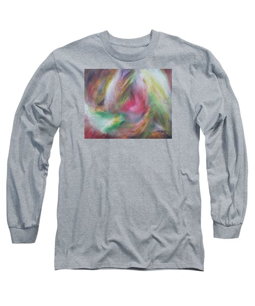 Compassion Long Sleeve T-Shirt by Becky Chappell