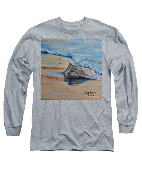 Conched Out Long Sleeve T-Shirt
