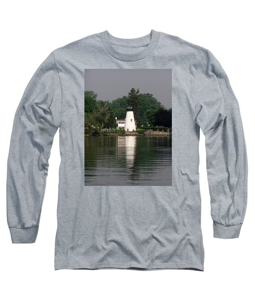 Concord Point Lighthouse Long Sleeve T-Shirt