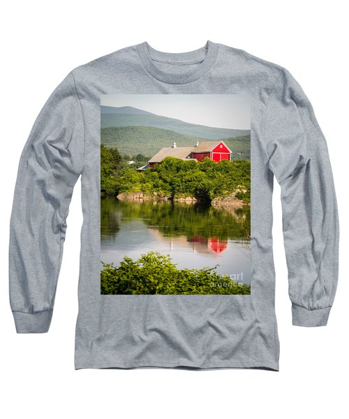 Connecticut River Farm Long Sleeve T-Shirt