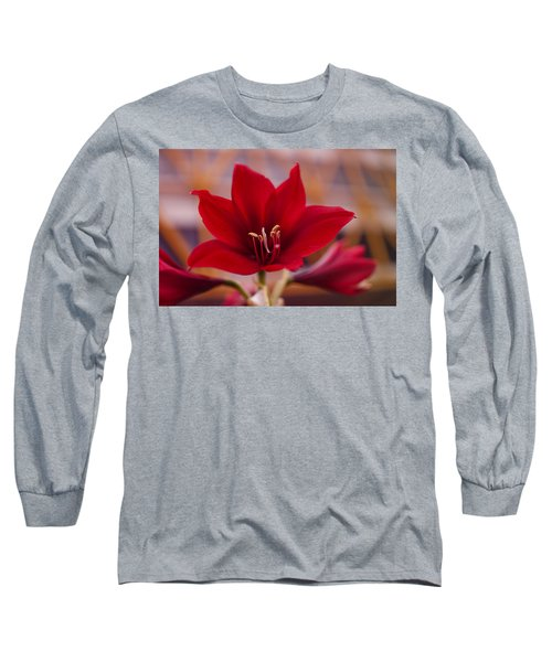 Long Sleeve T-Shirt featuring the photograph Content Tropics by Miguel Winterpacht