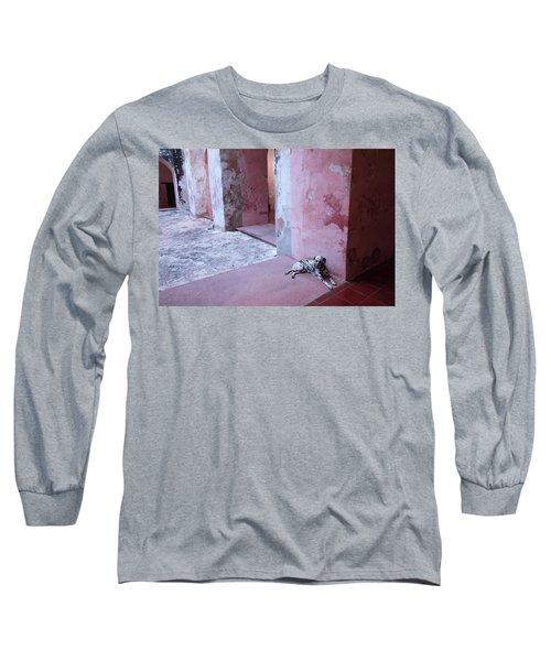 Convent Dog Long Sleeve T-Shirt