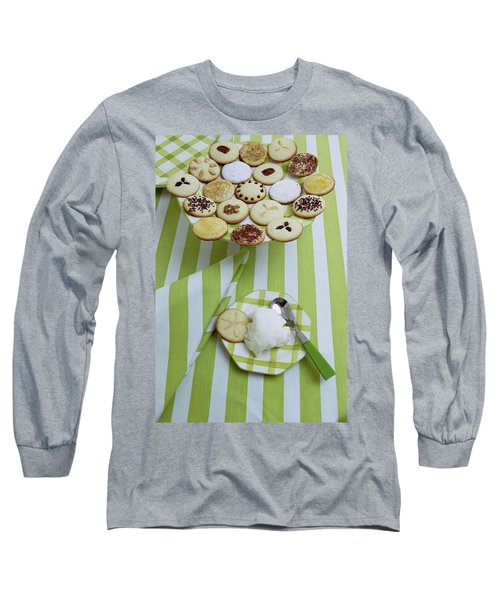 Cookies And Icing Long Sleeve T-Shirt