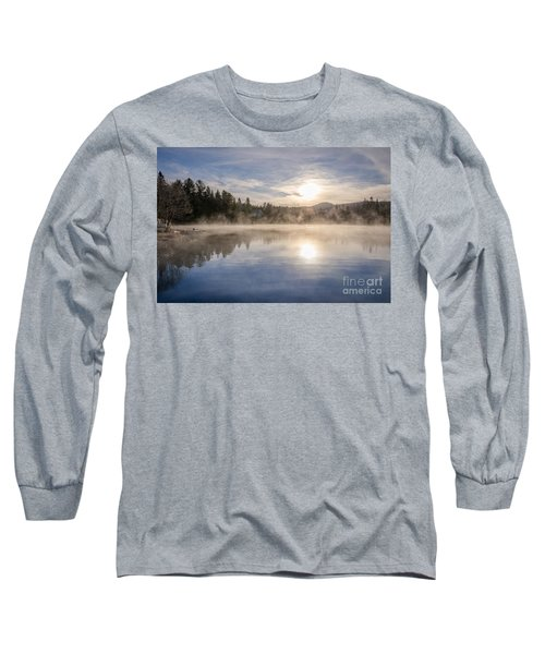 Cool November Morning Long Sleeve T-Shirt