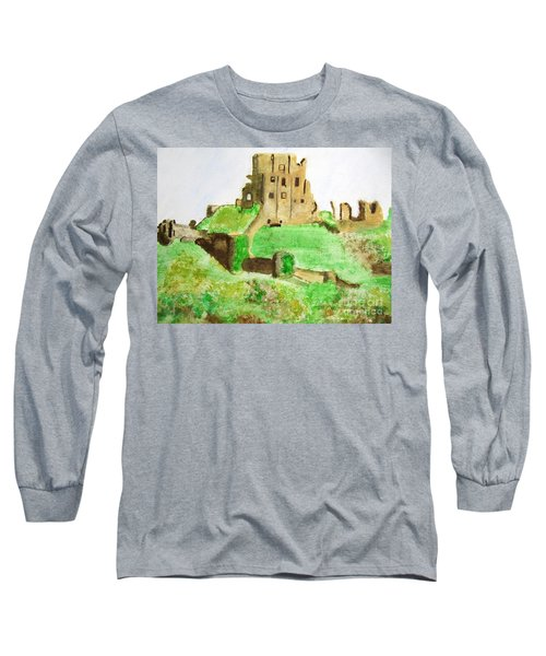 Corfe Castle Long Sleeve T-Shirt