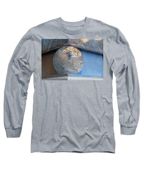 Long Sleeve T-Shirt featuring the photograph Corner  by Gunter Nezhoda