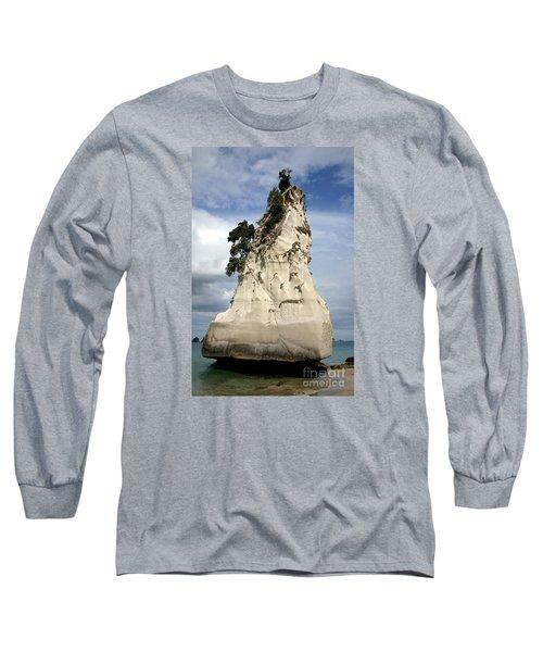 Coromandel Rock Long Sleeve T-Shirt by Barbie Corbett-Newmin