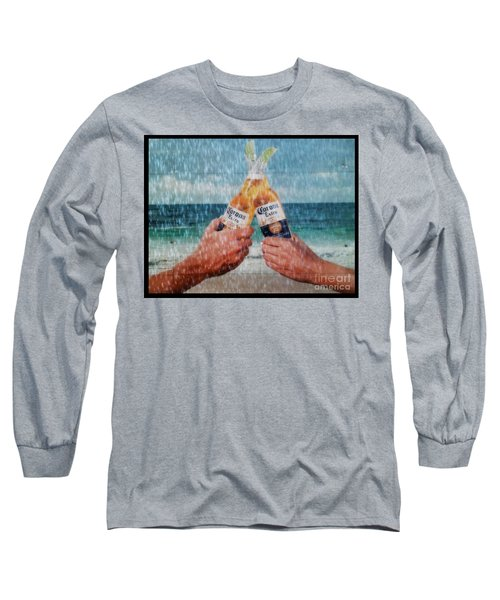 Coronas In The Rain Long Sleeve T-Shirt