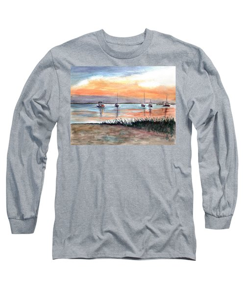 Cove Sunrise Long Sleeve T-Shirt