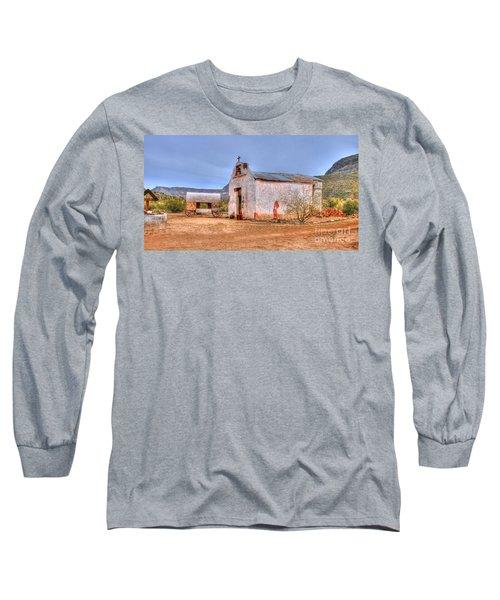Cowboy Church Long Sleeve T-Shirt