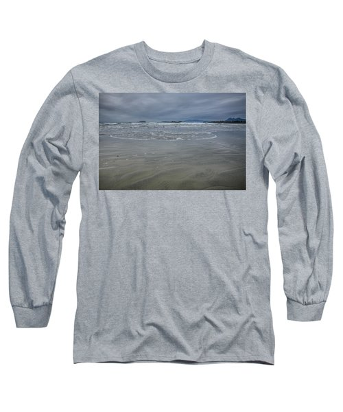 Cox Bay Late Afternoon  Long Sleeve T-Shirt