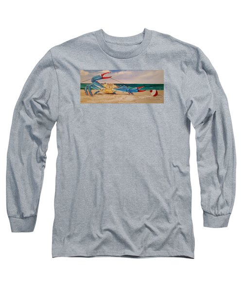 Crab Fishing Long Sleeve T-Shirt