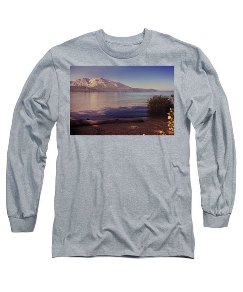 Crisp And Clear Long Sleeve T-Shirt