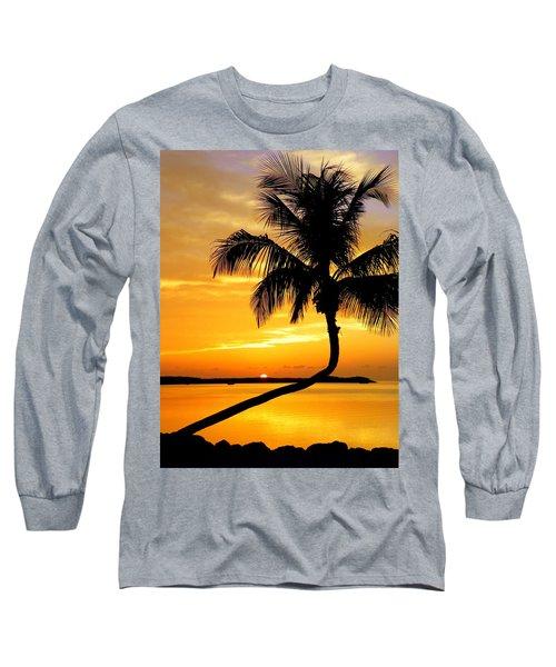 Crooked Palm Long Sleeve T-Shirt