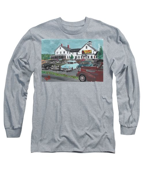 Crosti's Grove Long Sleeve T-Shirt