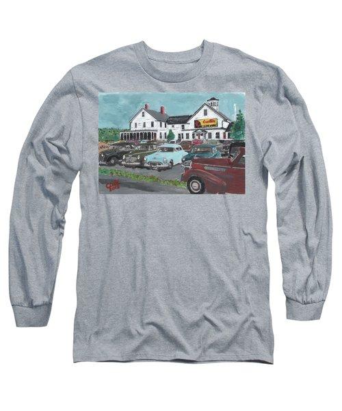 Crosti's Grove Long Sleeve T-Shirt
