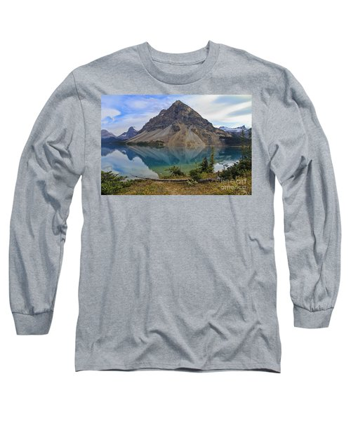 Crowfoot Mountain Banff Np Long Sleeve T-Shirt