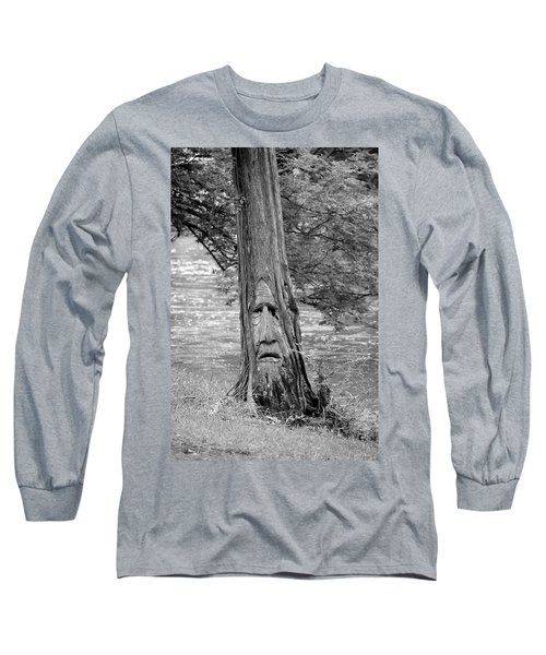 Cry Me A River Long Sleeve T-Shirt by Maria Urso