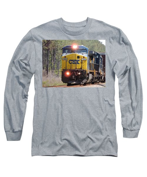 Csx 7363 Long Sleeve T-Shirt