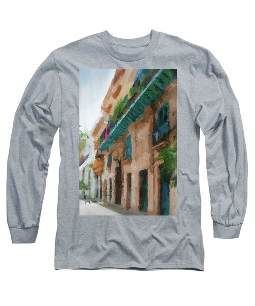 Cuban Street Long Sleeve T-Shirt