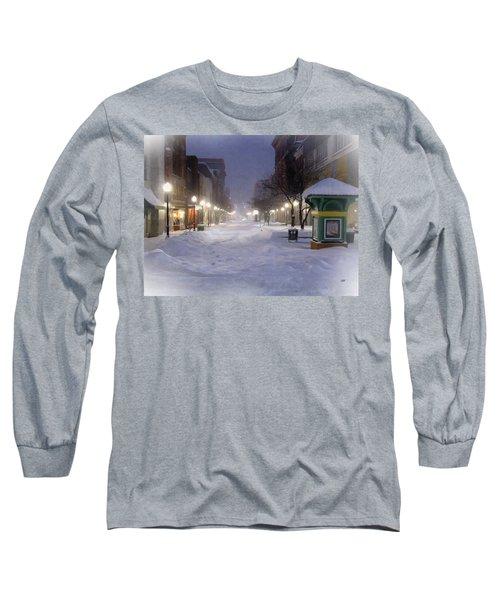 Cumberland Winter Long Sleeve T-Shirt
