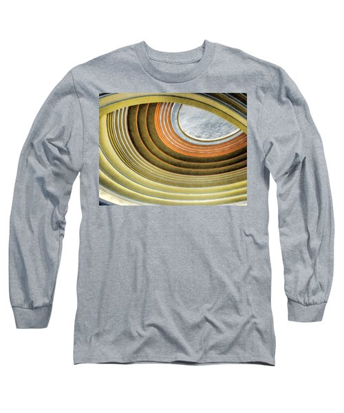 Curving Ceiling Long Sleeve T-Shirt