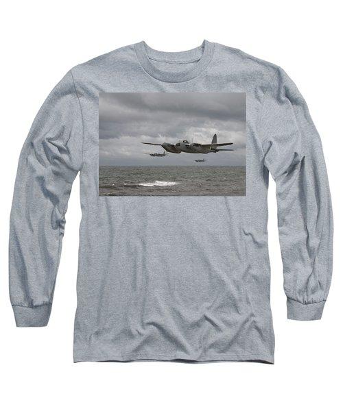 D H Mosquito Long Sleeve T-Shirt