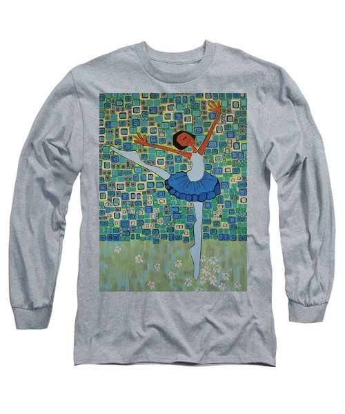 Daizies' Ballet Long Sleeve T-Shirt