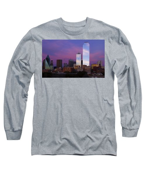 Dallas Sunset Long Sleeve T-Shirt