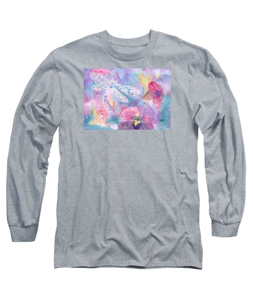 Dance Of The Dragonfly Long Sleeve T-Shirt