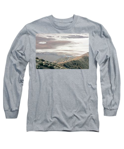 Long Sleeve T-Shirt featuring the photograph Dante's View #1 by Stuart Litoff