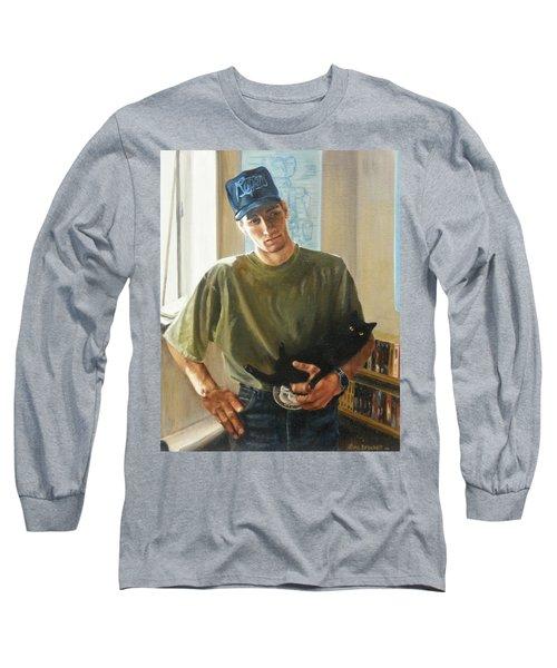 David And Pulim Long Sleeve T-Shirt