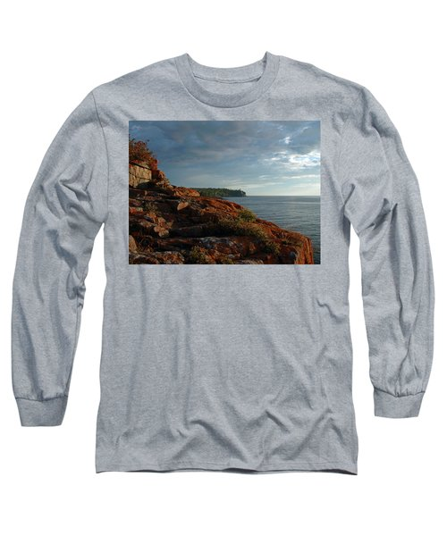 Daybreak At Campsite 19 Long Sleeve T-Shirt