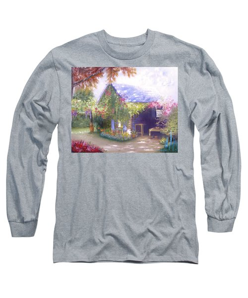 Daylesford Cottage Long Sleeve T-Shirt