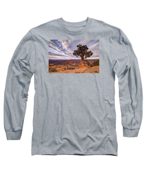 Dead Horse Point Sunrise Long Sleeve T-Shirt