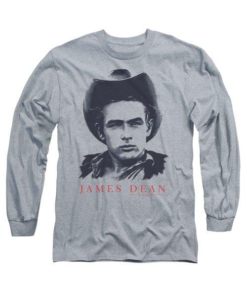 Dean - New Cowboy Long Sleeve T-Shirt
