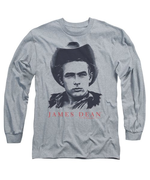 Dean - New Cowboy Long Sleeve T-Shirt by Brand A