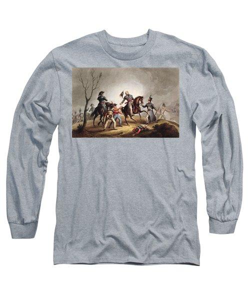 Death Of Sir John Moore January 17th Long Sleeve T-Shirt