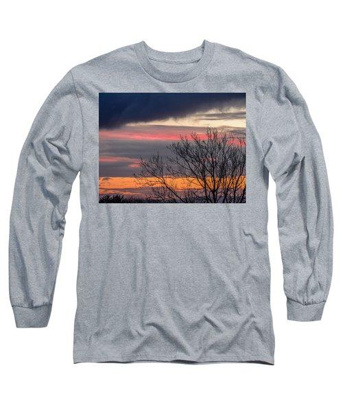 December County Clare Sunrise Long Sleeve T-Shirt