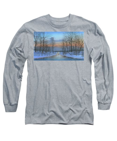 December Solitude Long Sleeve T-Shirt