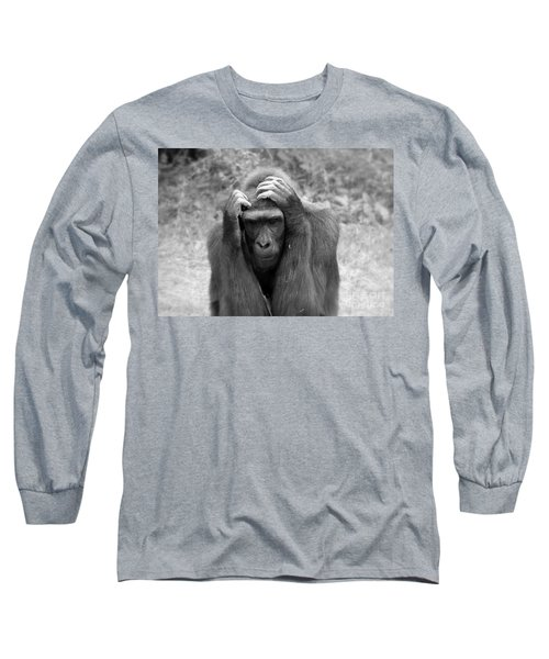 Deep Thoughts Long Sleeve T-Shirt