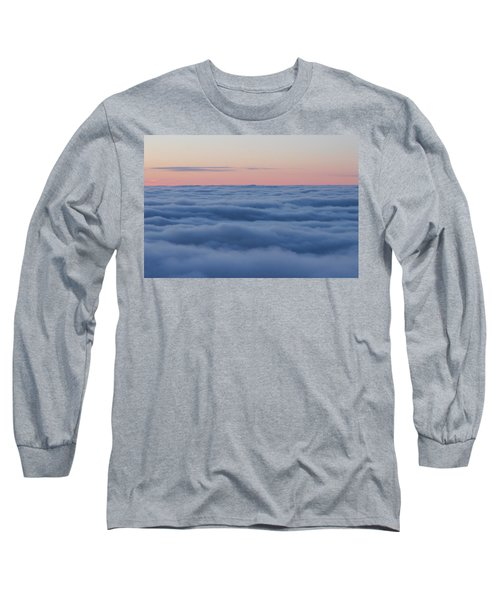 Descent Long Sleeve T-Shirt by Bruce Patrick Smith